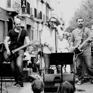The Bacos - la banda