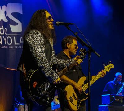 The Bacos - conciertos