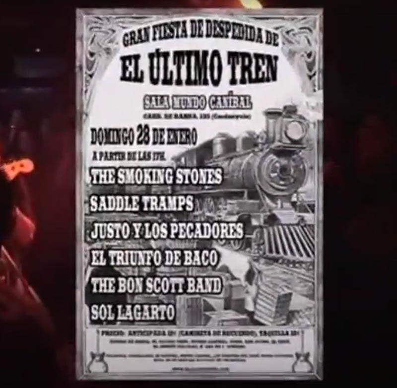 Proxima parada - The Bacos
